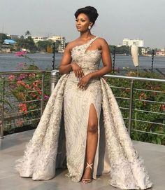 Custom Wedding Dresses and Bridal Gowns from The USA – wedding gown African Fashion Dresses, African Dress, Dress Fashion, African Wedding Attire, Lace Ball Gowns, Custom Wedding Dress, Wedding Lace, Custom Dresses, Mermaid Wedding