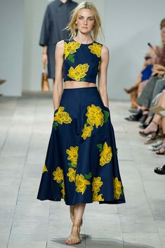 Spring 2015 Ready-to-Wear - Michael Kors