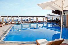 Blue Star Atlantica Caldera Bay Places To Go, Europe, Outdoor Decor, Blue, Star, Home Decor, Boiler, Crete, Viajes