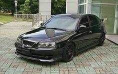 ROADRUNS Rear Lip + Diffuser for Hyundai Elantra XD Sedan & Hatchback 03-06
