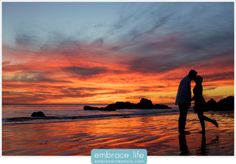 Engagement Photos by Malibu Portrait Photographer :: Embrace Life Photography