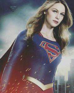 Melissa Benoist as Supergirl/Kara Danvers