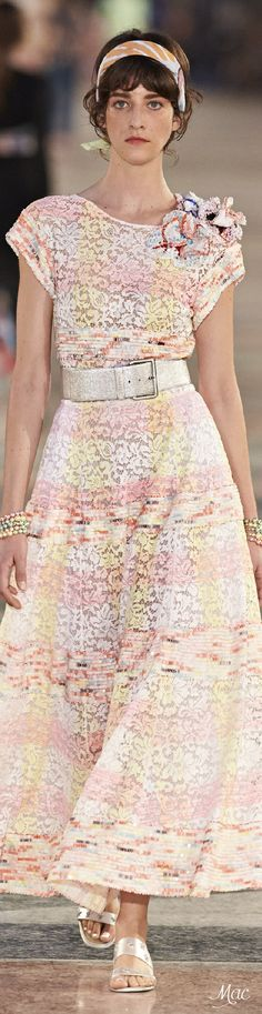 Resort 2017 Chanel