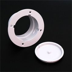 Dryer Vent Wall Plate Mesmerizing Wallo Apr0501 Round Access Panel 475 Inch  Drywall Access Round Decorating Design