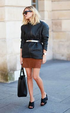3+Understated+Ways+to+Wear+the+Western+Trend+This+Fall+via+@WhoWhatWear