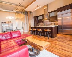 Kijiji - Buy, Sell & Save with Canada's Local Classifieds Bedroom Loft, Condos For Sale, Lofts, Cambridge, Kitchen, Table, Stuff To Buy, Furniture, Home Decor