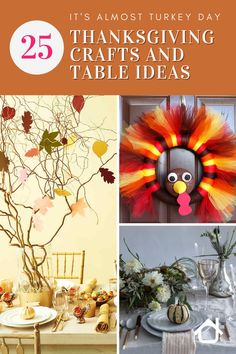 Whether its table decorations, kids crafts, or adult crafts for Thanksgiving, we have ideas for all! Thanksgiving Crafts, Thanksgiving Table, Adult Crafts, Crafts For Kids, Big Day, Teddy Bear, Table Decorations, Holiday, Ideas