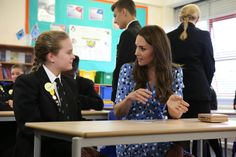 Kate Middleton Gave Some Spot-On Life Advice to a 15-Year-Old Girl