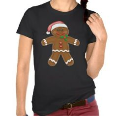 Christmas Gingerbread man Shirt