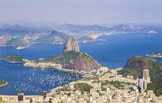Rio em horário nobre na TV americana