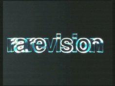 Rarevision 80s Retro VHS Logo