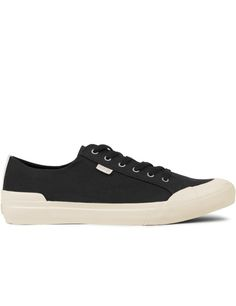 da853be018867 HUF Black Classic Lo Shoes