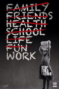 Children are forced out of school, and their right to education is taken away from them just so they can provide cheap labour. (danypepin.wordpress.com)