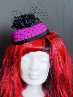 How To Make A Felt Pillbox Hat