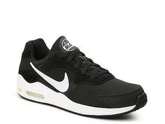 Men Air Max Guile Sneaker - Men s -Black White Tenisky c0c63bc5c3b