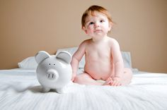 Budgeting for Baby Part 2: How (and How Much) to Save