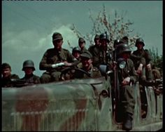 """shown in the """"World at War""""series from the 70's"""