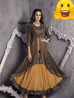 Vastrangam An Online Women's Ethnic & Western Clothing Store Western Outfits, Western Wear, Cotton Gowns, Fancy Gowns, Embroidery Suits Design, Designs For Dresses, Hammocks, Stone Work, Indian Designer Wear