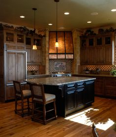 Rustic Kitchen | Plan 101D-0022 | House Plans and More