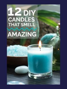 Did you know you can DIY Candles? It's easy. Did you know you can DIY Candles? It's easy.<br> DIY Candles means you can make totally unique, customized to you candles! Check out these 12 amazing diy candle recipes and make one! Diy Marble, Creation Bougie, Candle Meaning, Homemade Scented Candles, Diy Candles Easy, Making Candles, Diy Candles To Sell, Diy Candle Ideas, Diy Candles Recipe