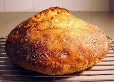 Fanatic Cook: New York Times No-Knead Bread