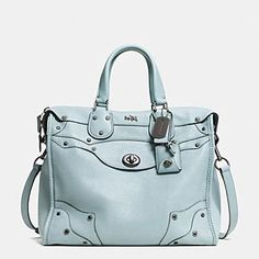 Coach Satchel Handbags | Shop leather satchels and hobo bags at Coach