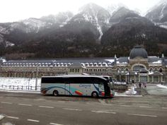 Bus Travel, Circuits, Racing, Europe, Tourism, Places