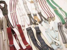 339.48 kr. Vintage Wholesale Mens Braces x 10 Items Suspenders by curiouscleo