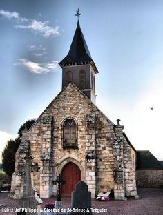Église Notre-Dame à Meslin. Saint Jean Baptiste, Saint Martin, Chapelle, Kirchen, Cathedral, Temple, Building, Travel, Viajes