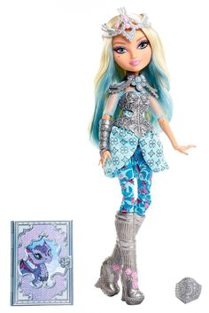 Куклы Эвер Афтер Хай Игры Драконов: Dragon Games Рэйвен, Холли и Дарлинг