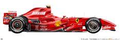 Ferrari Scuderia, Ferrari F1, Formula 1, F1 2007, Interesting History, F 1, World Championship, Courses, Maserati