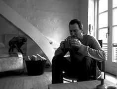 A friend. Contemplative Coffee & Chinese 2014.