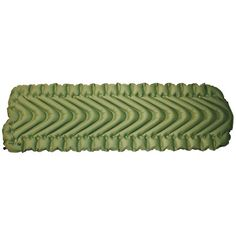 """Klymit Static V Inflatable Full Size Sleeping Pad-•Side Rail construction keeps you on the pad and well insulated  •Inflates in 10-15 breaths, with easy-to-use push valve for quick inflation / deflation  •Weight: 18.1 oz / 514g  •Deflated Rolled Size: 8"""" long x 3.5"""" diameter  •Inflated Size: 72""""L x 23""""W x 2.5""""H / 183 cm x 59 cm x 6.5 cm"""