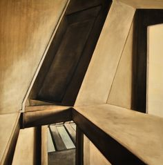 "Saatchi Art Artist Daniel Mullen; Painting, ""Section 1(sold)"" #art"