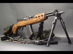 Cool video series of a guy's mods to his sks