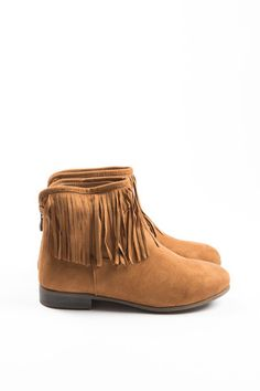 Mae Boot Camel | Lily