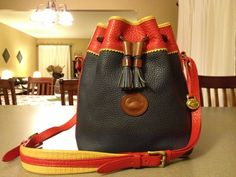 All Weather Leather Vintage Bag Dooney & Bourke one size by Kayla ...