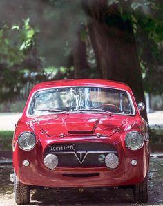 Fiat 1100 TV by Pininfarina