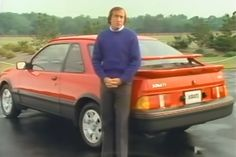 VIDEO The Merkur XR4Ti Challenge 1987 with scottish racing legend Jackie Stewart