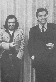 Martin Scorsese + John Cassavetes