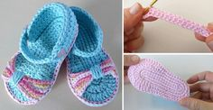 We love to make presents and gifts for the babies around us, thus this tutorial is something you don't want to miss. We make something valuable when we create a baby project, at least, that is how I feel each and every single time. I searched for some interesting crochet tutorials for the baby booties.… Read More Crochet Baby Booties & Sandals