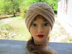 Knit Turban hat womens winter hat turban beanie fashion turban