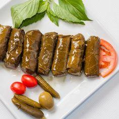 «Долма» — Фарш в листьях винограда Ethnic Recipes, Food, Essen, Yemek, Meals