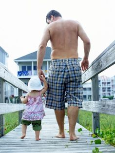 How to Bring Your Baby to the Beach: 19 Tips to Make It Easy - great tips for older kids, too.