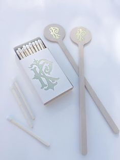 Stir Sticks, Wedding
