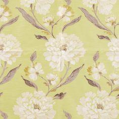 Vintage Printed Curtain Fabric