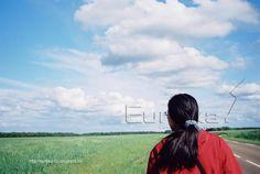 2003 到了法國再多的底片也不夠用 一望無際的草原