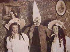 Creepy Vintage Halloween Costumes | ... vintage halloween photos from cute to creepy # vintage halloween