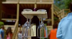 When it comes to serving drinks in style, this outdoor bar plan is the perfect companion to any deck, patio, or porch. Bar Plans, Local Pubs, Patio Bar, Things To Come, Outdoor, Furniture, Home Decor, Outdoors, Decoration Home