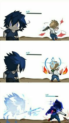 Final Fantasy XV / Noctis And Ignis / #ffxv